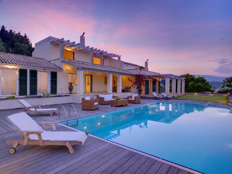 Villa / Maison de ville pour l Vente à Vista Villa, Corfu Vista Villa Corfu, Îles Ioniennes,49100 Grèce